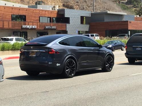 Model X Malibu